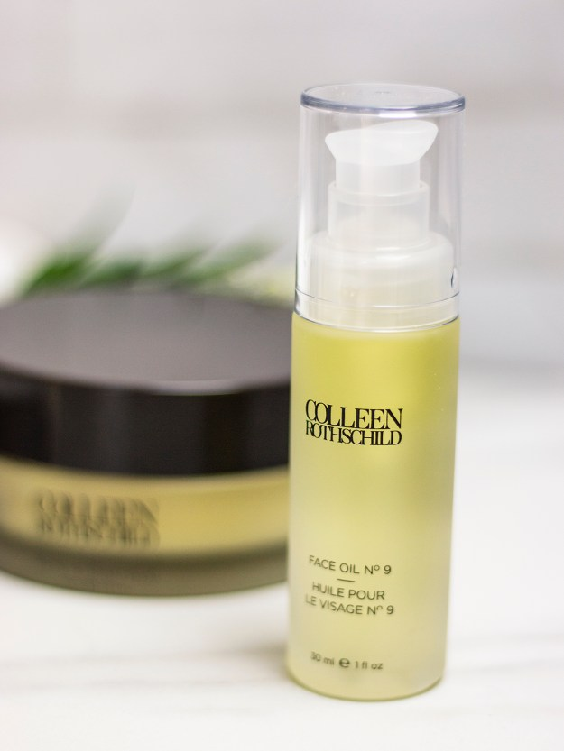 Colleen Rothschild Face Oil N°9 Review | A Good Hue