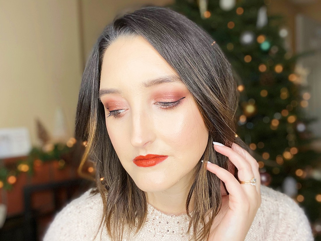 How-To: Holiday Makeup | A Good Hue