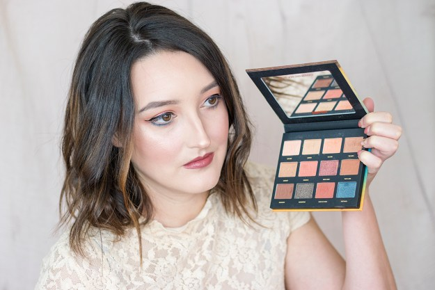 IBY Beauty Desert Vibes Eyeshadow Palette Review | A Good Hue