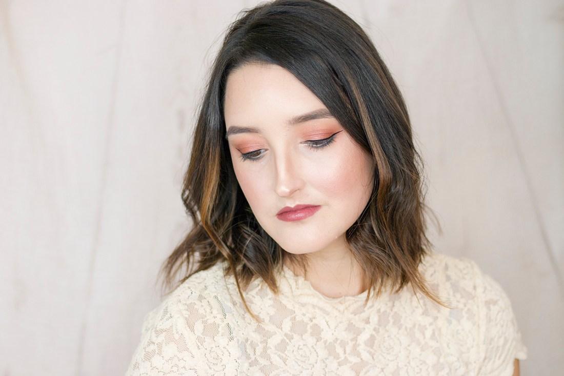 Winter Makeup Look | A Good Hue