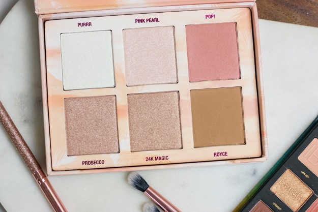 IBY Beauty Radiant Glow Palette | A Good Hue