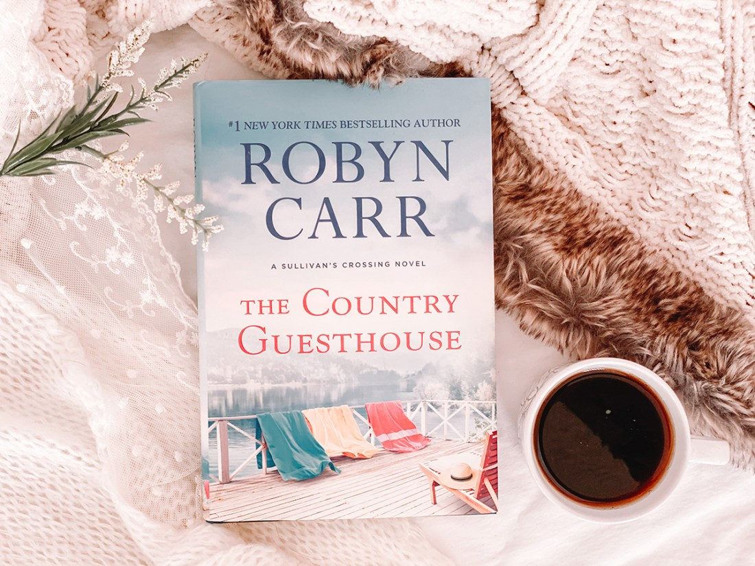 Book Review: The Country Guesthouse by Robyn Carr | A Good Hue