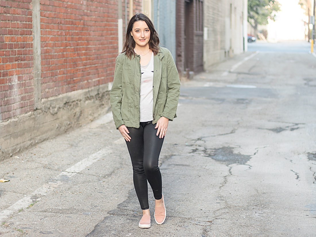 Outfits with Leggings | A Good Hue