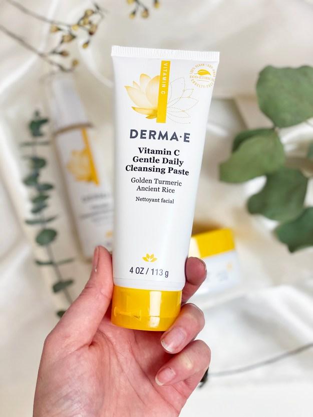 Derma E Vitamin C Cleansing Paste | A Good Hue