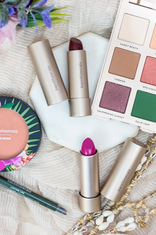 Bare Minerals Beauty of Nature Review & Look