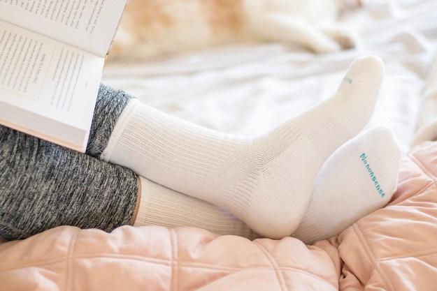 No-Nonsense Compression Socks for Self-Care & Wellness | A Good Hue