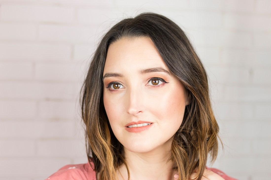 Spring Makeup Look: Physicians Formula Rosé All Day X Exteriorglam Collection | A Good Hue