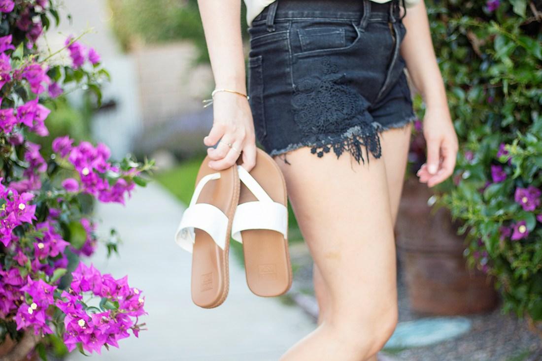 REEF Cushion Sol Sandals | A Good Hue