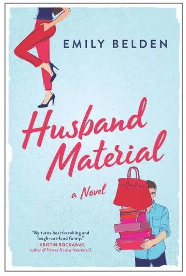 Husband Material by Emily Belden Review | A Good Hue