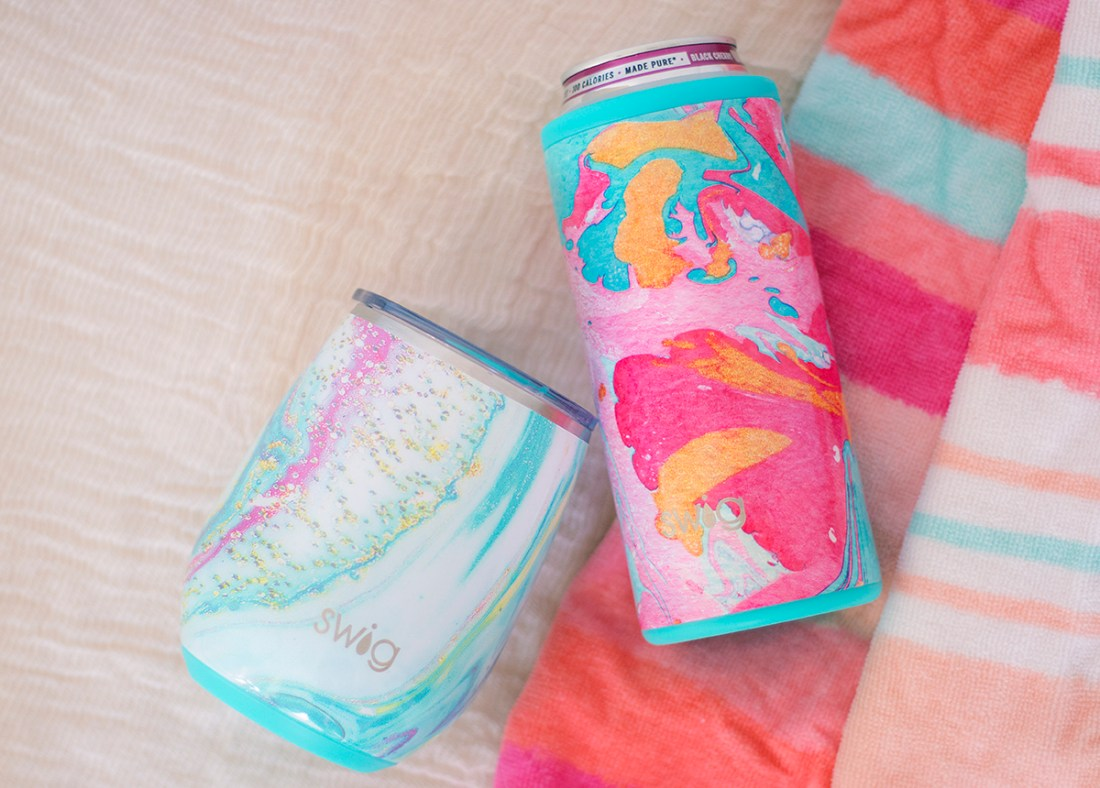 Swig Life Can Cooler & Wine Cup | A Good Hue