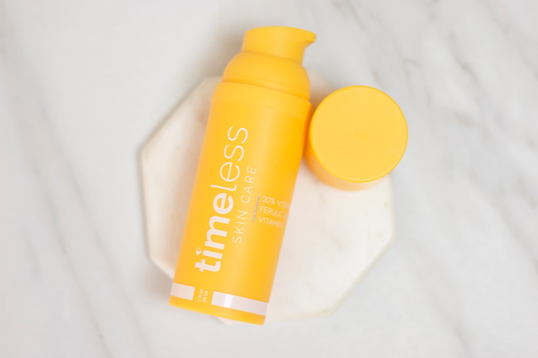 Timeless Skin Care 20% Vitamin C + E Ferulic Acid Serum | A Good Hue