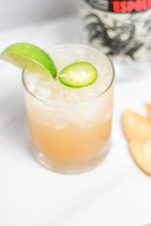 Perfect Spicy Paloma Cocktail Recipe