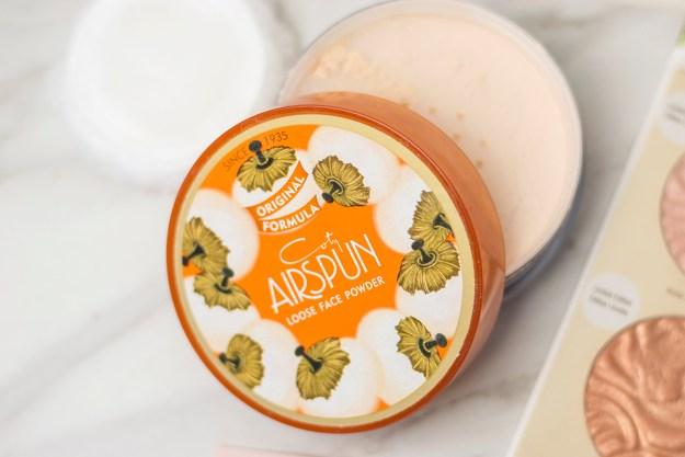 Review; Coty Airspun Loose Face Powder