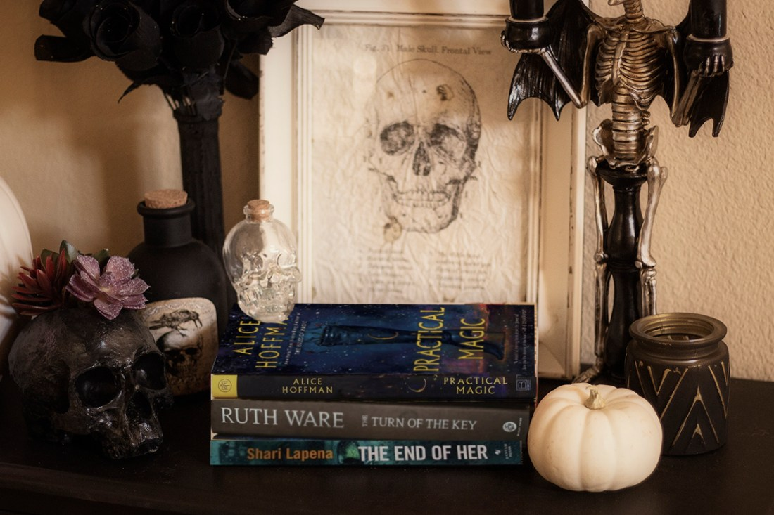 8 Books to Get in a Spooky Halloween Mood   A Good Hue