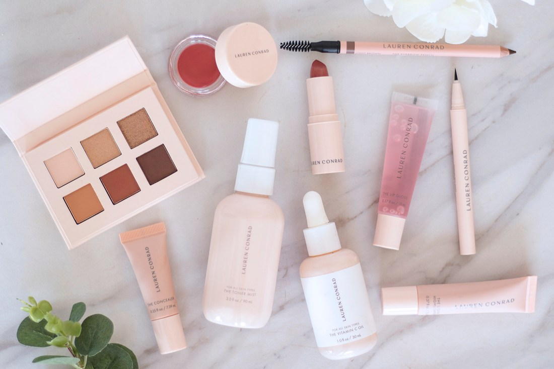 Lauren Conrad Beauty Review | A Good Hue