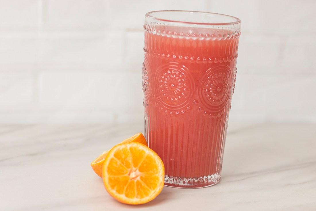 Citrus Immunity Boost Juice | A GOOD HUE