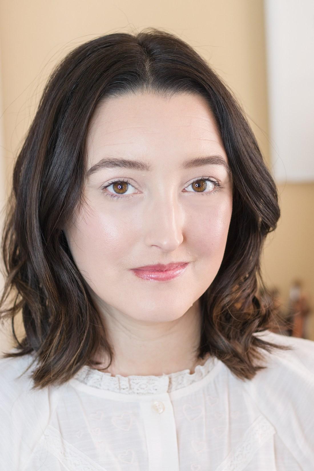 Natural Lightweight Foundation Makeup Look | A Good Hue