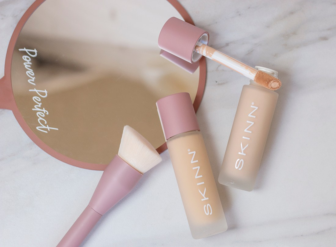 Power Perfect Foundation Match with SKINN | A Good Hue