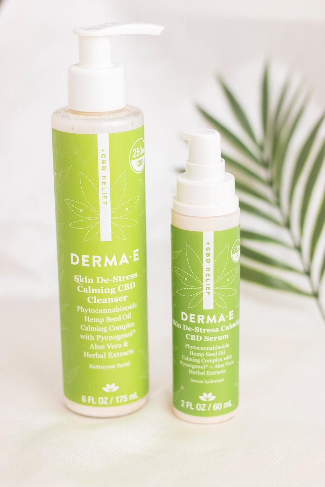 Derma E CBD Skincare | A Good Hue