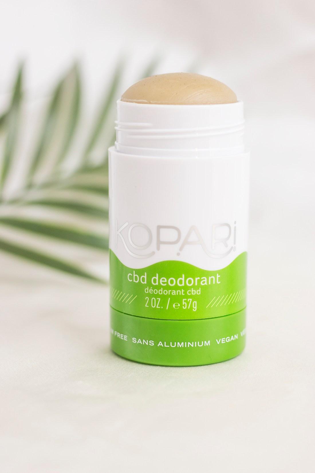 Kopari CBD Deodorant | A Good Hue