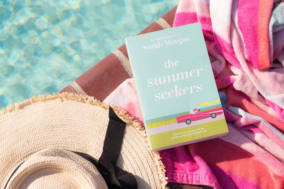 The Summer Seekers by Sarah Morgan | A Good Hue