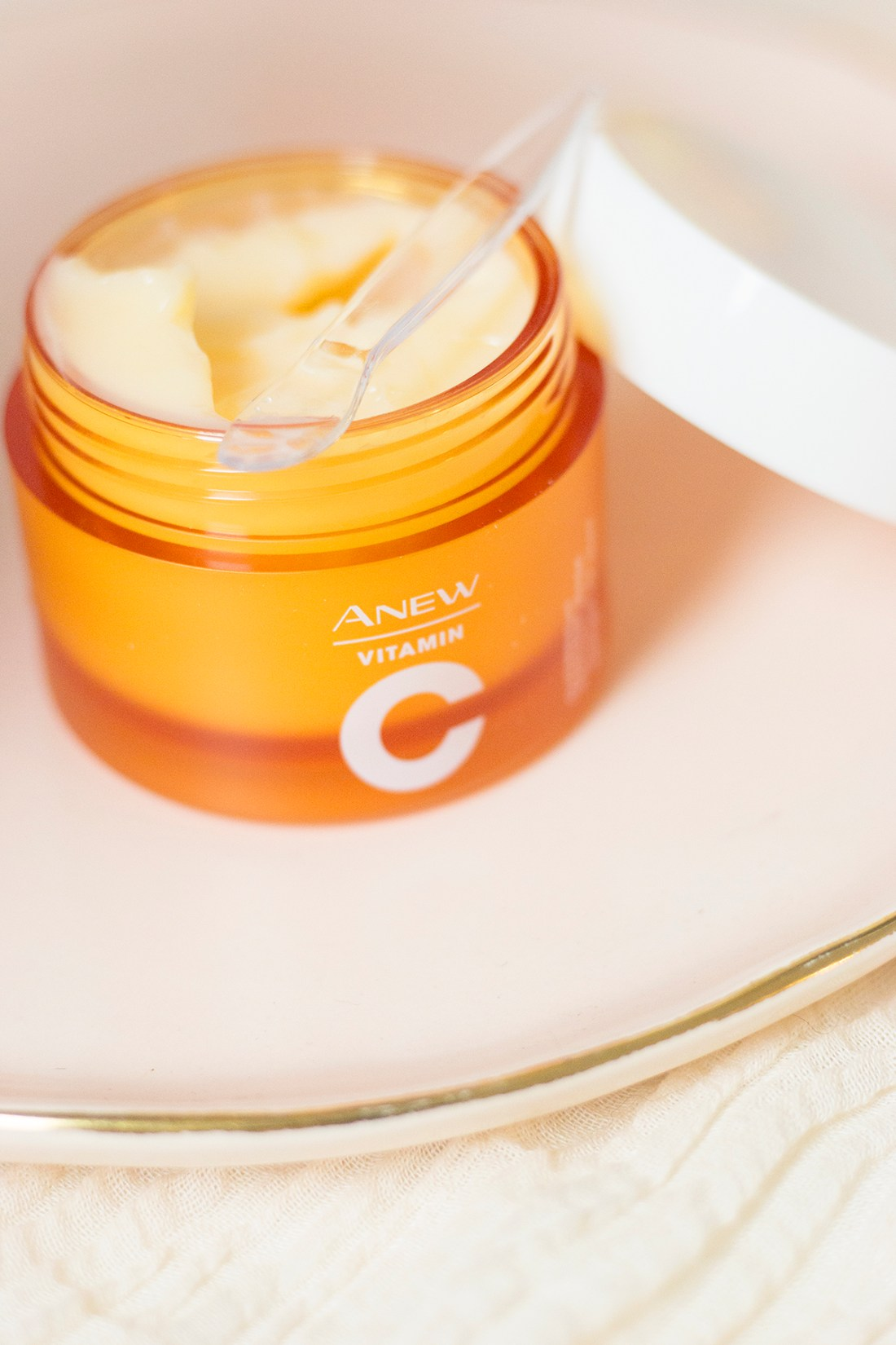 Avon Anew Radiant Overnight Mask   A Good Hue