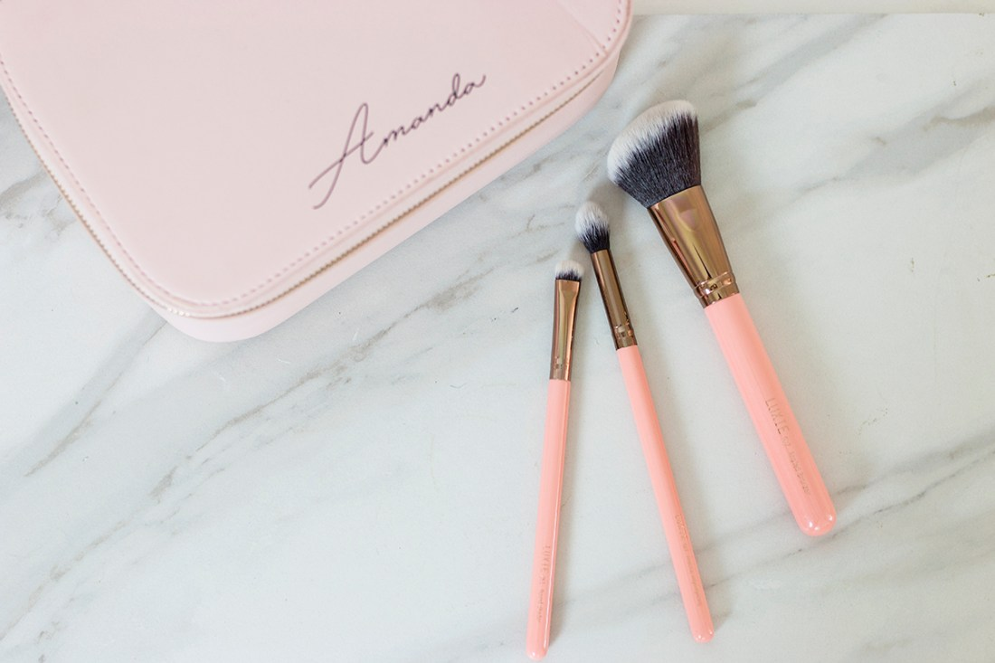 Luxie Rose Gold Brushes | A Good Hue