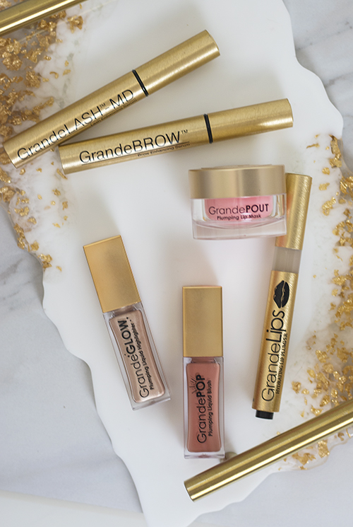 Getting Plumped Up with Grande Cosmetics
