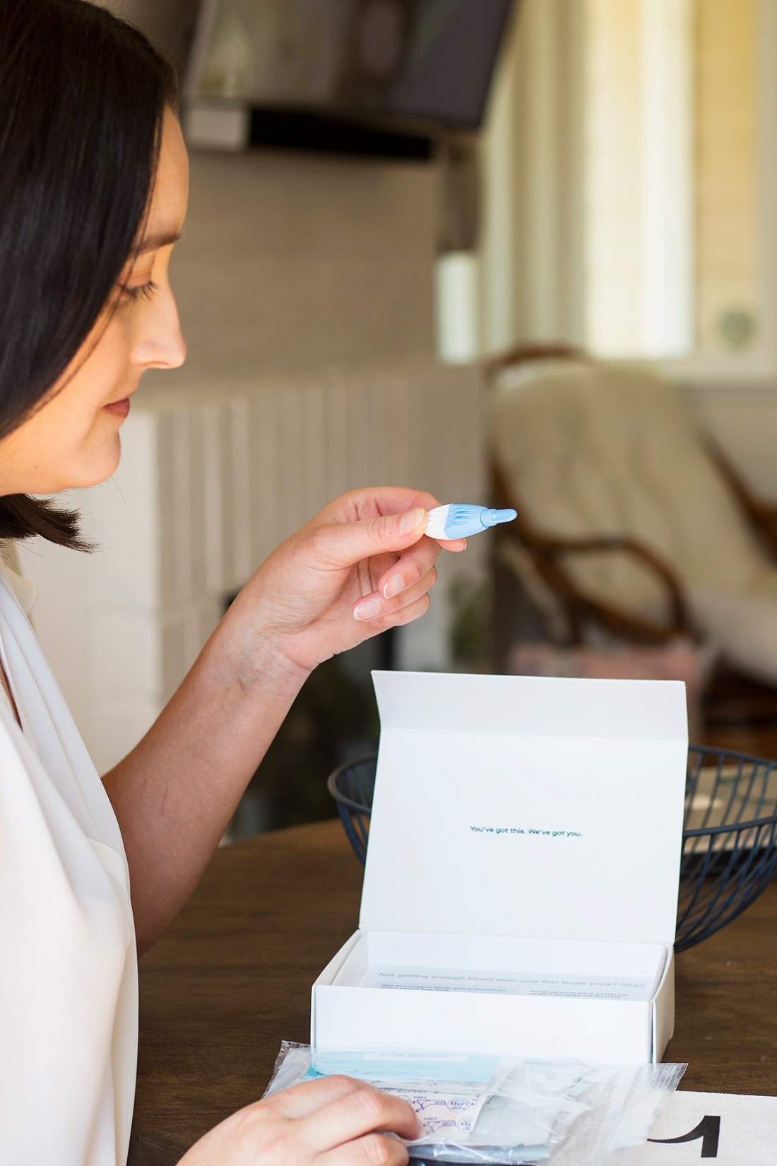 At-Home Fertility Test Review | A Good Hue