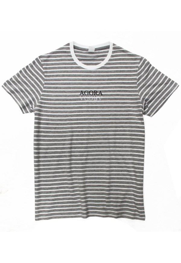 Shop :: Agora :: Tops :: Roman Striped Tee - Agora ...