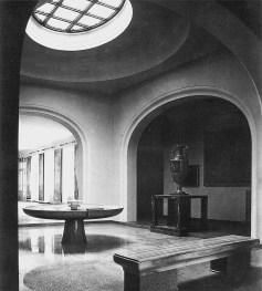 Praagse Burcht, Impluvium, 1924