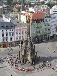 Olomouc pestzuil