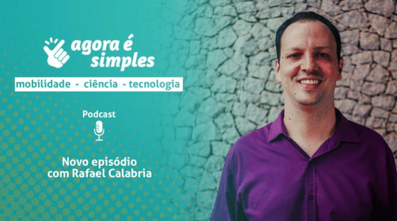 Podcast com Rafael Calabria