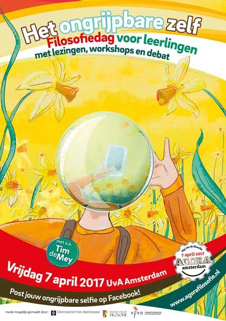 Het ongrijpbare zelf, 7 april 2014 UvA Amsterdam
