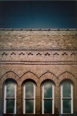 """Look Up (Downie Street)"" 2010, archival digital photograph"