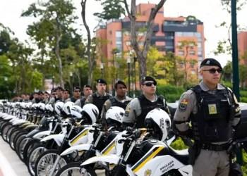 Policiamento ostensivo foi reforçado e operações estratégicas realizadas. Foto: Rodrigo Ziebell/SSP