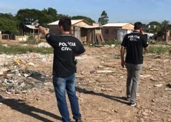 A Polícia Civil deflagrou na manhã desta terça-feira a operação Consórcio. Foto: Divulgação/Polícia Civil