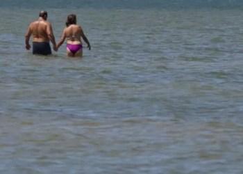 Em Pelotas são quatro pontos sem condições de banho. Foto: Divulgação/Piratini