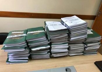 O processo tem mais de 10 mil páginas e 77 volumes. Foto: Divulgação/MPRS