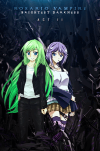Rosario Vampire: Brightest Darkness - Act II Cover