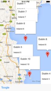 Google Maps - Show all Info Windows | agostini tech