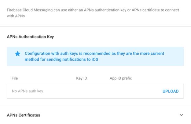 Push Notifications in Firebase   agostini tech