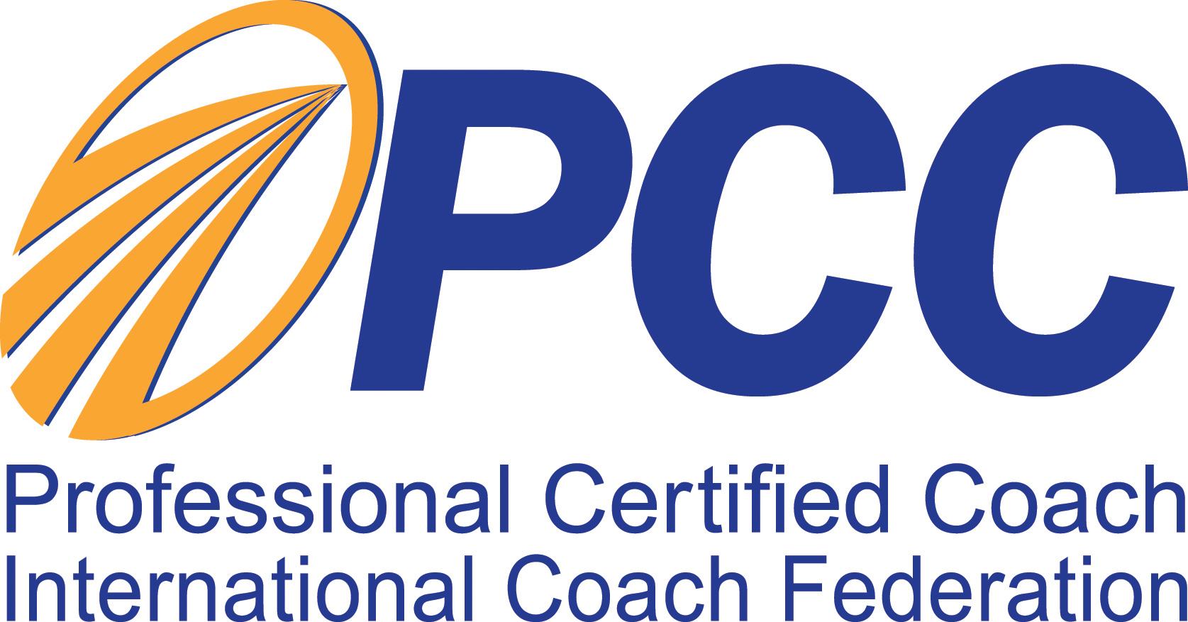 Professional Certified Coach International Coach Federation logo - jpg, 1675x877