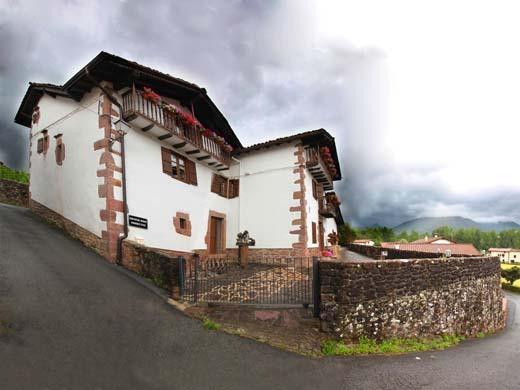 Casa Museo Gorrienea.
