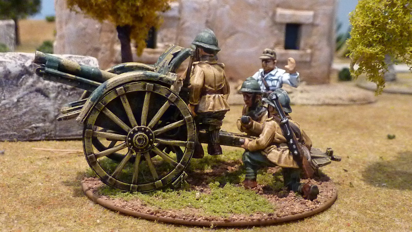 Italian Troops Spanish Civil War And Ww2 A Grab Bag Of
