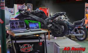 Banco Ensaio AG Racing