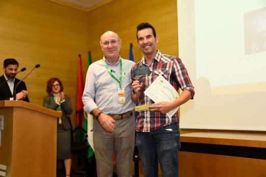 Antonio Teno - Dismafoto junto al Premiado en Fotografía de Boda Javi Mercader