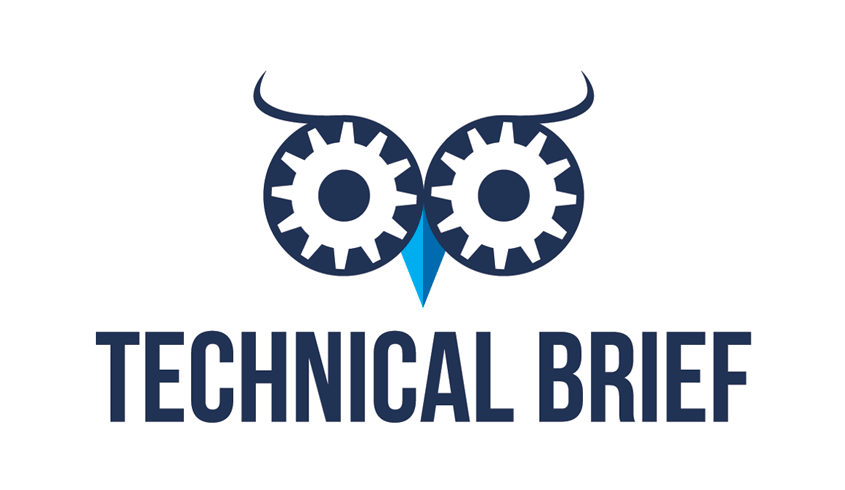 Technical Brief – approved logo