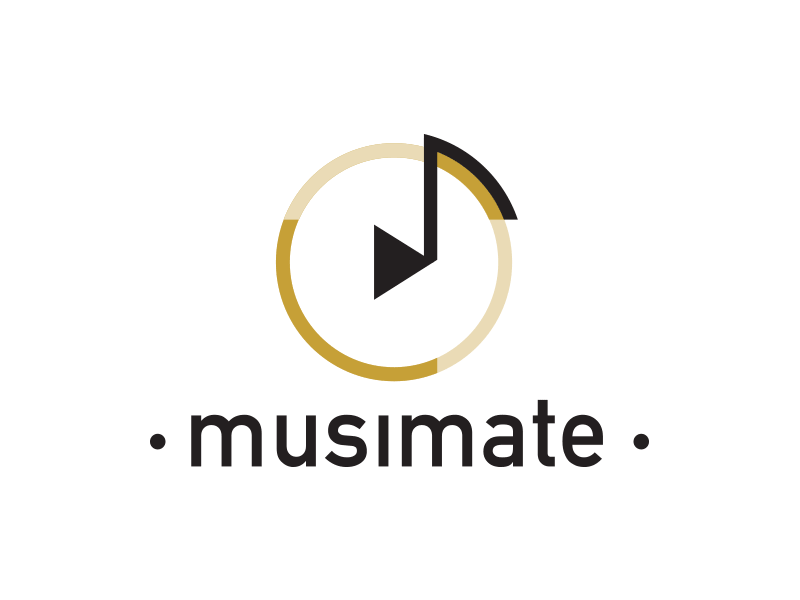 Logo for Musimate