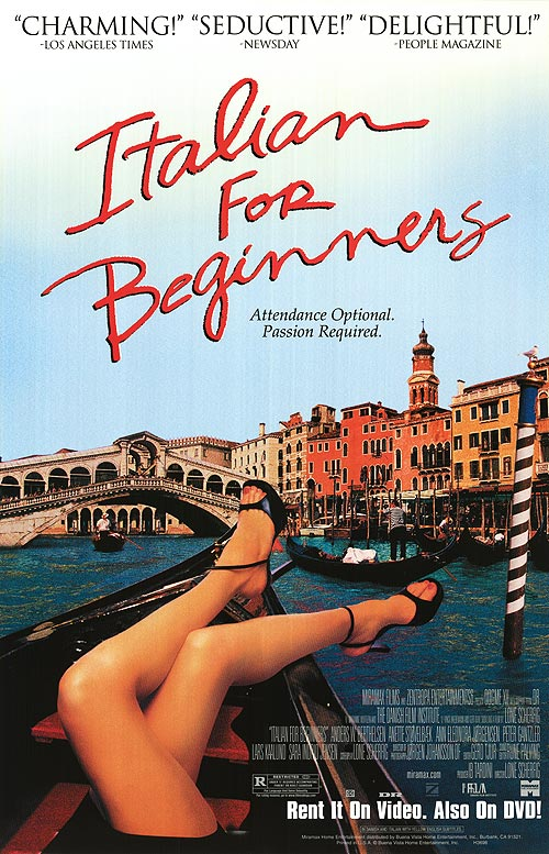 Poster do filme Italiano para Principiantes